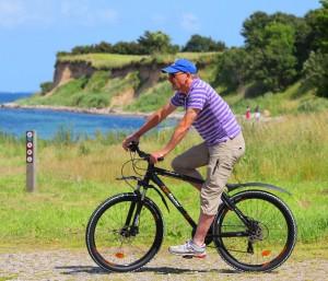 Cykling på Ærø