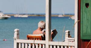 Afslappet ferie på Ærø