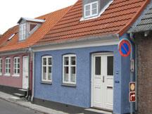 Feriehuse på Ærø