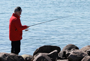 Lystfiskeri på Ærø