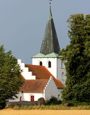 Rise Kirke på Ærø