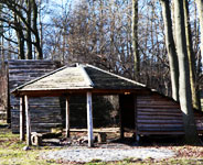 primitive campingpladser