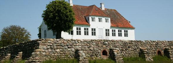 Søbygaard på Ærø