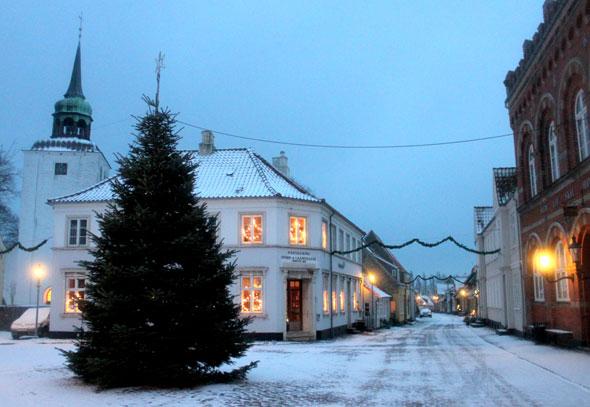 Vinter på Ærø