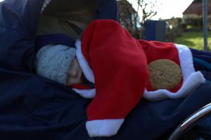 Jul på Ærø - Foto Bjørg Kiær