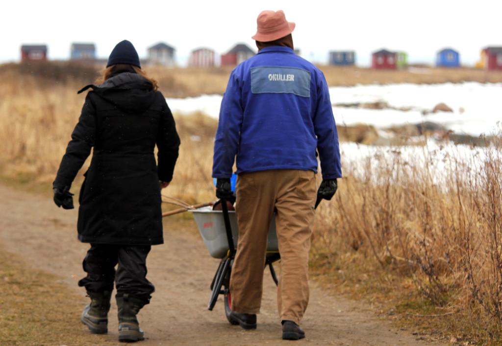 Æggekogning på Ærø, påske på Ærø, familie, samvær, traditioner, æg, busseronne, strandhuse, strand, pandekage,