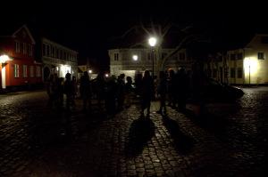 'At Vække nyen' - en fastelavnstradition i Ærøskøbing