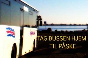 Påske på Ærø - Påskebussen