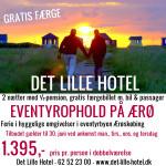 Det Lille Hotel, Ærøskøbing, Ærø