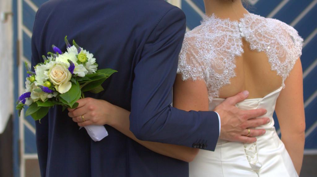 Bryllup på Ærø - Foto Bjørg Kiær