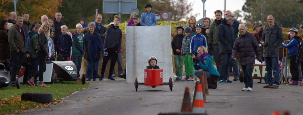 Ærøskøbing Grand Prix - Dansk Sæbekasse Mesterskab - foto Bjørg Kiær