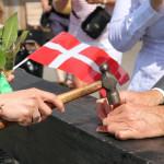 Det Gamle Værft - bryllupsstabel - Bryllup - Ærø - Foto ©Bjørg Kiær