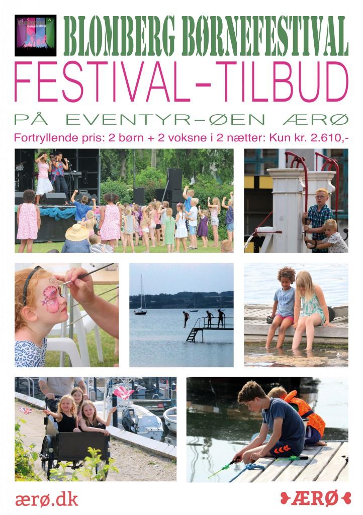 Blomberg Børnefestival Messetilbud 2016