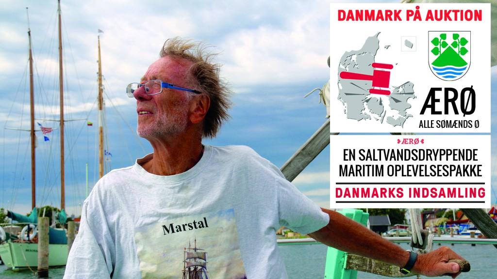Danmarksindsamlingen 2017 - Ærø Kommune på auktion
